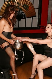 Inviting Mistress Anastasia Pierce Masters Her Malesub And Keeps Him To Be A Excellent Whore